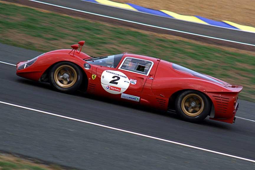 1966 Ferrari 330 P3 نادرترین و گران قیمت ترین مدلهای کلاسیک فراری در جهان