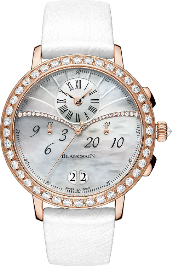 blancpain ۱۰ ساعت گران قیمت برای هدیه دادن به خانم ها