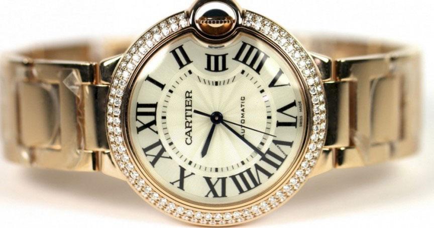 ساعت مچی كارتير