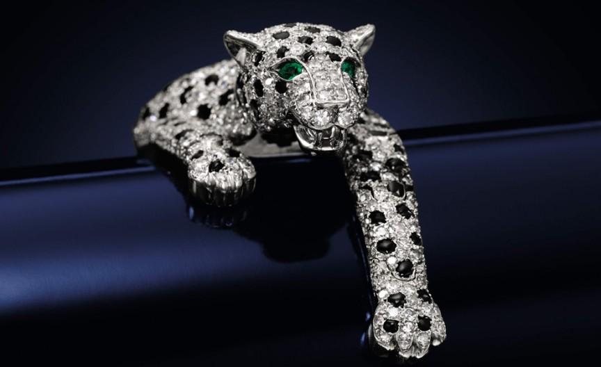 sothebydofw980Lot 19 Cartier Panther Bracelet A ۱۰ برند از معروف ترین و لوکس ترین جواهرات